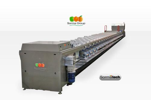 Máquina Classificadora de Limão